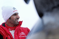Khalid Al Qassimi, Citroën Total Abu Dhabi World Rally Team
