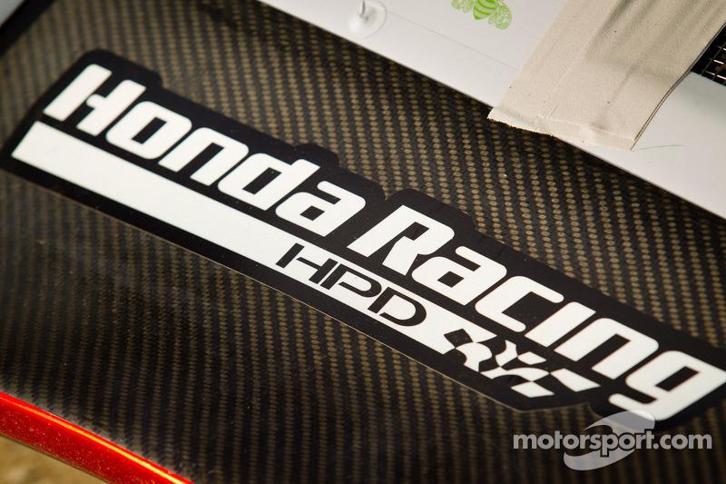 #6 Muscle Milk Pickett Racing HPD ARX-03c Honda detail