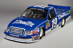 One of four Brad Keselowski Racing paint schemes for 2014