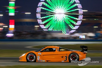 #3 8 Star Motorsports Corvette DP: Anthony Davidson, Pedro Lamy, Nicolas Minassian, Enzo Potolicchio, Stphane Sarrazin