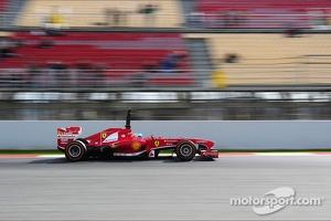Fernando Alonso, Scuderia Ferrari F138