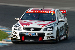 V8SUPERCARS: Garth Tander, Holden Racing Team