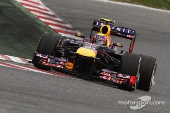 Mark Webber, Red Bull Racing RB9