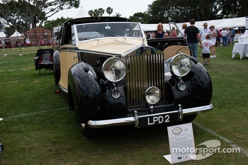1948 Rolls-Royce Silver Wraith