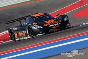 #10 Wayne Taylor Racing Corvette DP: Max Angelelli, Jordan Taylor