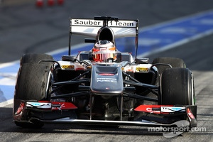 Nico Hulkenberg, Sauber C32