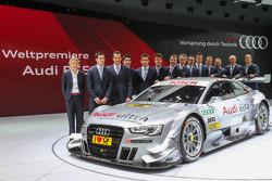 Audi RS 5 DTM presentation