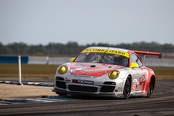 #45 Flying Lizard Motorsports Porsche 911 GT3 Cup: Nelson Canache, Spencer Pumpelly, Brian Wong