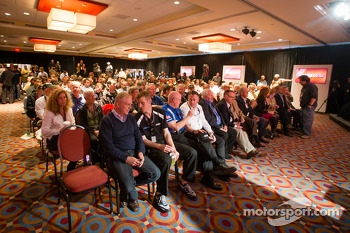 Unified Sports Car Series press conference