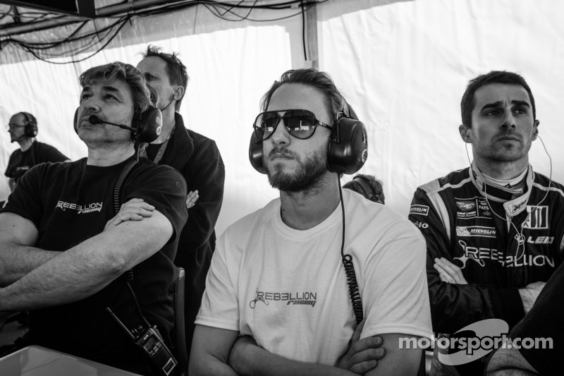 Nick Heidfeld and Nicolas Prost