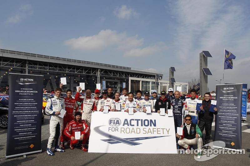 WTCC Drivers 2013