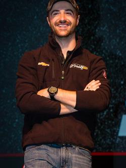 Drivers presentation: James Hinchcliffe, Andretti Autosport Chevrolet