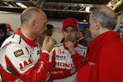 Gabriele Tarquini, Castrol Honda World Touring Car Team Honda Civic and Tiago Monteiro, Castrol Honda World Touring Car Team Honda Civic