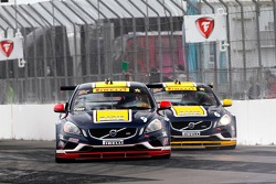 Alex Figge & Randy Pobst, K-Pax Racing/Volvo S60