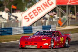 #90 1990 Chevrolet Corvette: Jeff Bernatovich