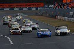GT300 start