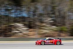 R.Ferri/AIM Motorsport Racing with Ferrari Ferrari 458: Max Papis, Jeff Segal