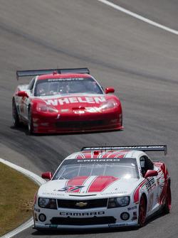 Stevenson Motorsports Camaro GT.R: John Edwards, Robin Liddell