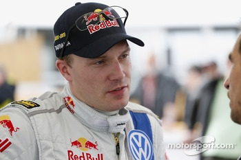 Jari-Matti Latvala, Volkswagen Polo-R WRC 