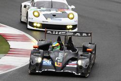 Roman Rusinov, John Martin, Mike Conway, G-Drive Racing, Oreca 03, Nissan