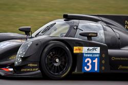 #31 Lotus T128: Kevin Weeda, Vitantonio Liuzzi, Christophe Bouchut