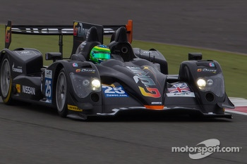 #25 ADR-Delta Oreca 03 Nissan: Tor Graves, Antonio Pizzonia, James Walker