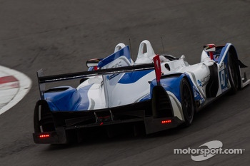 #47 KCMG Morgan Nissan: Alexander Impertori, Matthew Howson, Jim Ka To