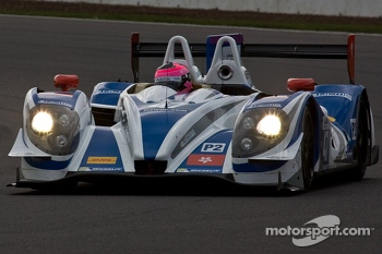 #47 KCMG Morgan Nissan: Alexandre Imperatori, Matthew Howson, Jim Ka To