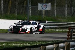 #1 Belgian Audi Club Team WRT Audi R8 LMS Ultra: Stéphane Ortelli, René Rast, Laurens Vanthoor