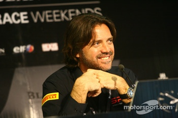 Stephane Ratel, Founder and CEO of SRO Motorsports Group