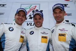 Augusto Farfus Jr., Dirk Müller, Jörg Müller, BMW Team Schubert, BMW Z4 GT3