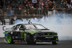 Vaughn Gittin Jr Nitto Tire / Monster Energy Ford Mustang