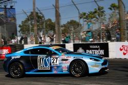 Brandon Davis, TRG - AMR  Aston Martin Vantage GT4