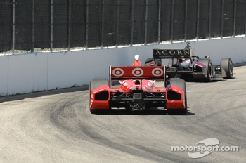 Scott Dixon, Target Chip Ganassi: Racing Honda James Jakes, Rahal Letterman Lanigan Racing Honda