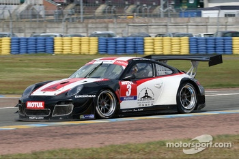#3 Pro GT by Almeras Porsche 911 GT3 R: Franck Morel, Erwin France