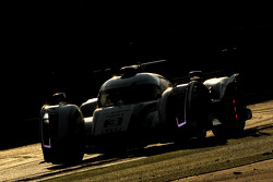 #3 Audi Sport Team Joest Audi R18 e-tron quattro Hybrid: Lucas di Grassi, Marc Gene, Oliver Jarvis