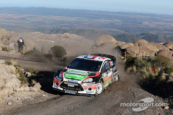 Gabriel Pozzo and Daniel Stillo, Ford Fiesta WRC