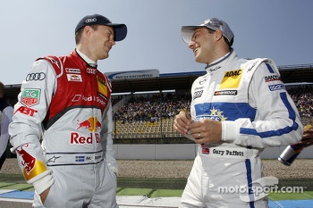 Mattias Ekstrm, Audi Sport Team Abt Sportsline, Audi RS 5 DTM, Gary Paffett, HWA, DTM Mercedes AMG C-Coup