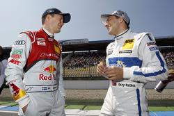 Mattias Ekström, Audi Sport Team Abt Sportsline, Audi RS 5 DTM, Gary Paffett, HWA, DTM Mercedes AMG C-Coupé