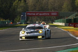 #92 Porsche AG Team Manthey Porsche 911 RSR: Marc Lieb, Richard Lietz, Romain Dumas