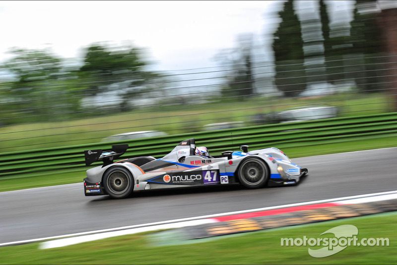 #47 Team Endurance Challenge ORECA09-FLM: Matthieu Lecuyer and Alex Loan