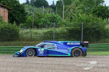 #30 HVM Status LOLA B12/80 Coupe: Jonathan Hirschi, Tony Burgess