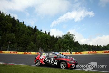 Marc Basseng, SEAT Leon WTCC, ALL-INKL.COM Mnnich Motorsport