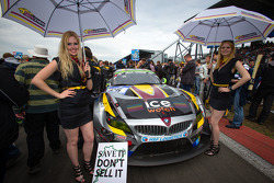 Lovely #26 Marc VDS Racing girls