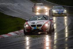 #169 BMW Z4 Coupé (V6): Alexey Vermenko, Sergey Borisov heads back to track