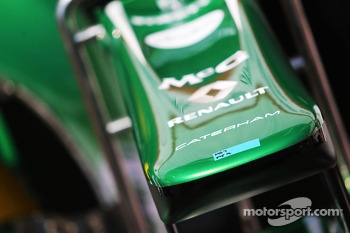 Caterham CT03 nosecone