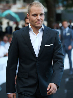 Valtteri Bottas, Williams at the Amber Lounge Fashion Show