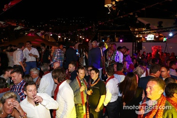 The Signature F1 Monaco Party