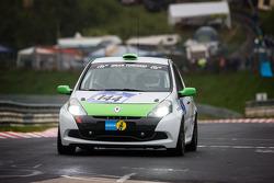 #144 Roadrunner Racing Renault Clio Cup (SP3): Volker Kühn, Christopher Patrick Gleeson, Hugh Buckley, Bashar Mardini