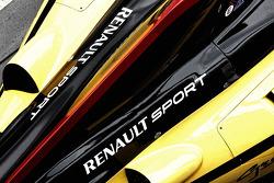 Renault Sport signage